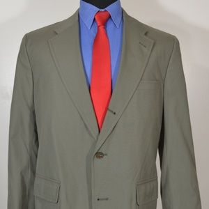 Brooks Brothers Suits & Blazers - Vintage Brooks Brothers 40R Sport Coat Blazer Suit